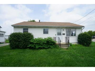 Batesville Single Family Home For Sale: 1026 Central Ave
