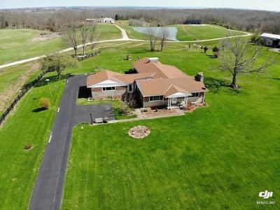 Harrison, Lawrenceburg Single Family Home For Sale: 6321 Sr 48