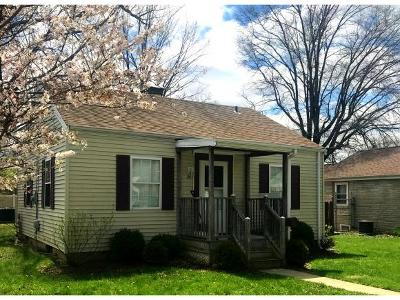Harrison, Lawrenceburg Single Family Home For Sale: 75 Cook Ave