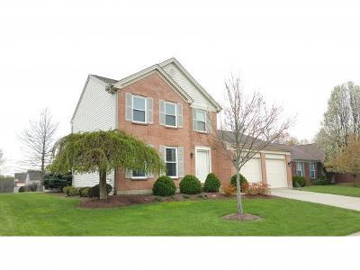 Harrison, Lawrenceburg Single Family Home For Sale: 347 Beckett Landing