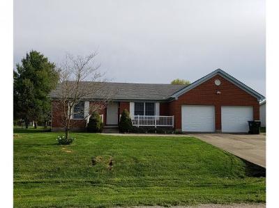 Brookville Single Family Home For Sale: 9009 Tremont Pl
