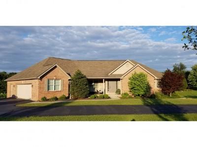 Dillsboro Single Family Home For Sale: 2221 S Cr 750 E