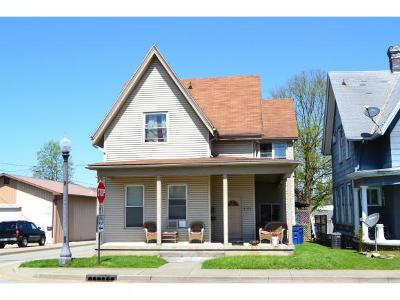 Lawrenceburg Multi Family Home For Sale: 131 W Center St