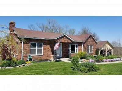 Aurora Single Family Home For Sale: 10740 Texas Gas Rd
