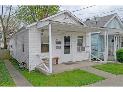 Lawrenceburg Single Family Home For Sale: 419 W Center St