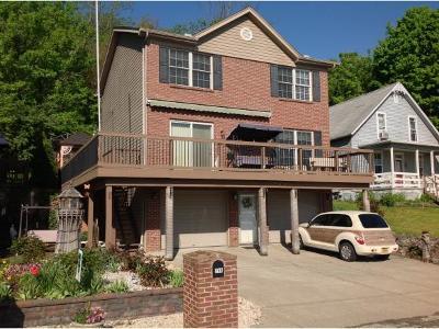Aurora Single Family Home For Sale: 254 John St