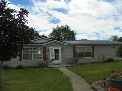 Brookville Single Family Home For Sale: 11136 Cedar St