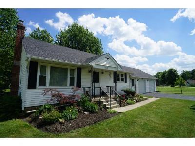 Dillsboro Single Family Home For Sale: 13310 Sunset Dr