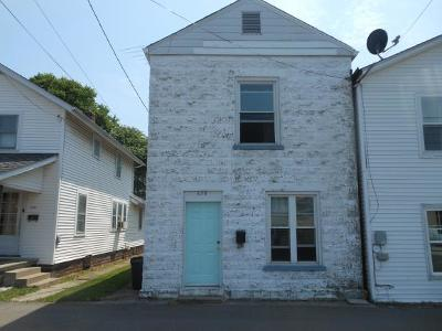 Brookville Single Family Home For Sale: 638 Church St