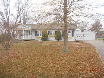 Dillsboro Single Family Home For Sale: 8995 Sr 62