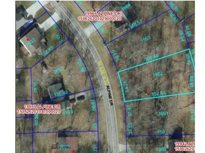Lawrenceburg Residential Lots & Land For Sale: Alpine Dr