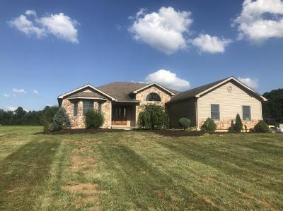 Milan Single Family Home For Sale: 20832 N County Line Rd