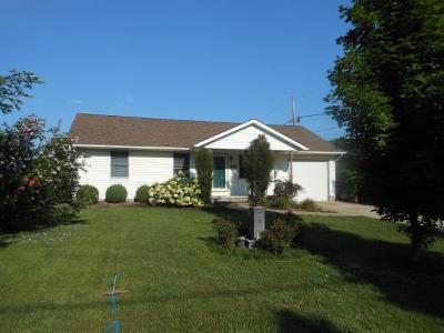 Brookville Single Family Home For Sale: 805 Long St