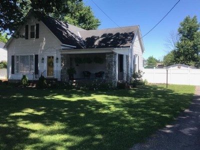 Milan Single Family Home For Sale: 407 S Main St