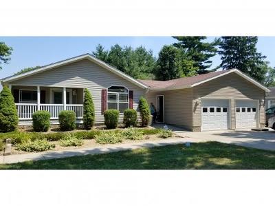 Rising Sun Single Family Home For Sale: 4090 Sr 56
