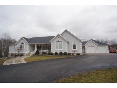 Batesville Single Family Home For Sale: 4119 Heppner Rd