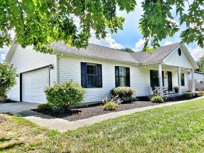 Brookville Single Family Home For Sale: 14023 Copley Rd