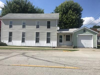 Dillsboro Single Family Home For Sale: 12949 North St