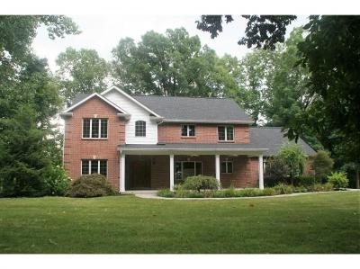 Dillsboro Single Family Home For Sale: 8284 Kachina Trail Drive
