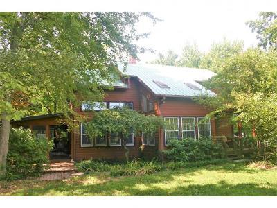 Sunman Single Family Home For Sale: 11055 Moonbeam Ln