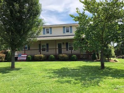 Lawrenceburg Single Family Home For Sale: 21526 Georgetown Rd