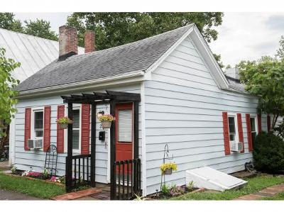 Rising Sun Single Family Home For Sale: 221 S High St