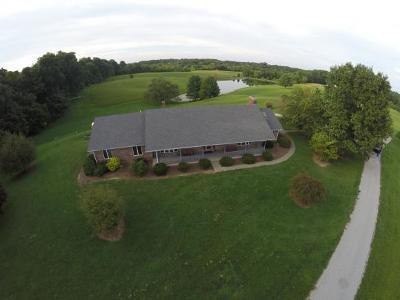 Vevay Single Family Home For Sale: 1457 Van Brandon Road