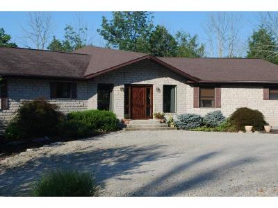 Harrison, Lawrenceburg Single Family Home For Sale: 25651 Steele Rd