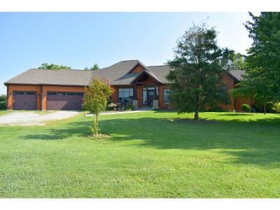 Batesville Single Family Home For Sale: 1153 Bauer Farm Dr
