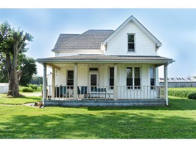 Sunman Single Family Home For Sale: 321 Western Ave