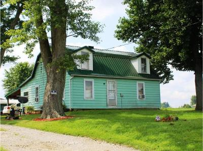Switzerland County Single Family Home For Sale: 11674 Coleman