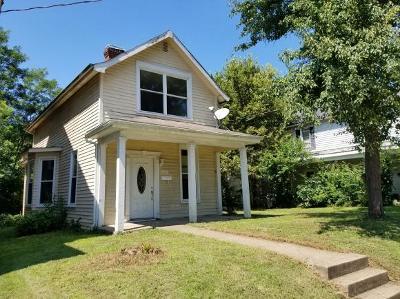 Aurora Single Family Home For Sale: 209 Hanover Ave