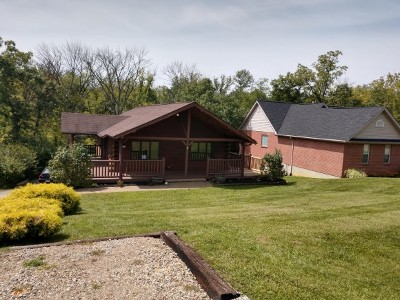 Harrison, Lawrenceburg Single Family Home For Sale