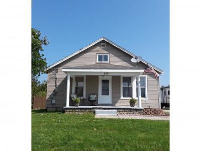 Lawrenceburg Single Family Home For Sale: 684 Bielby Rd