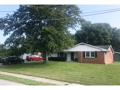 Rising Sun Single Family Home For Sale: 708 5th St