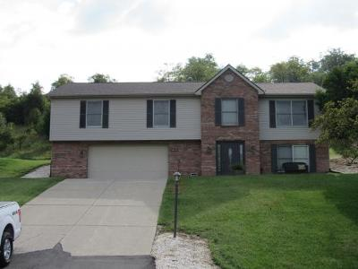 Lawrenceburg Single Family Home For Sale: 18612 Whispering Wds Dr