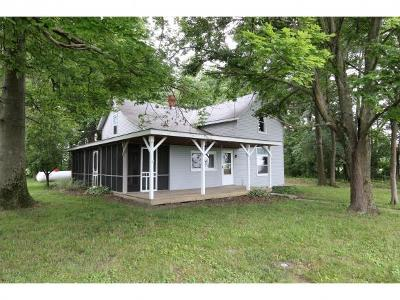 Ripley County Single Family Home For Sale