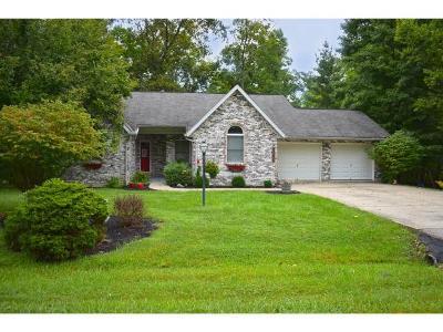 Lawrenceburg Single Family Home For Sale: 18604 Running Deer Ln