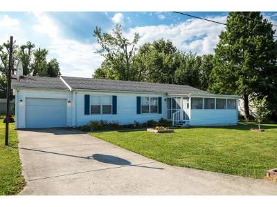 Rising Sun Single Family Home For Sale: 933 North St