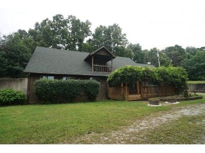 Batesville Single Family Home For Sale: 26159 Pocket Rd
