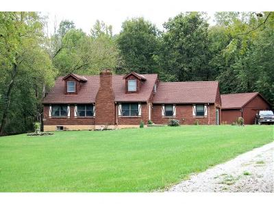 Dillsboro Single Family Home For Sale: 16247 Cobblewood Ln