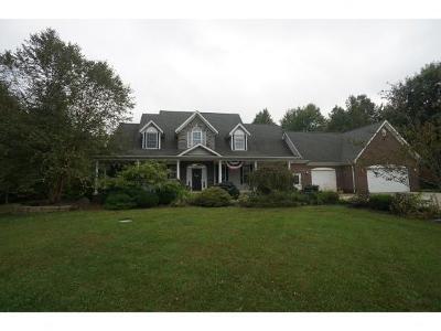 Batesville Single Family Home For Sale: 3344 E 1200 N