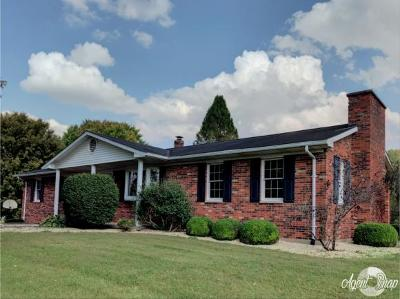 Brookville Single Family Home For Sale: 110 High St
