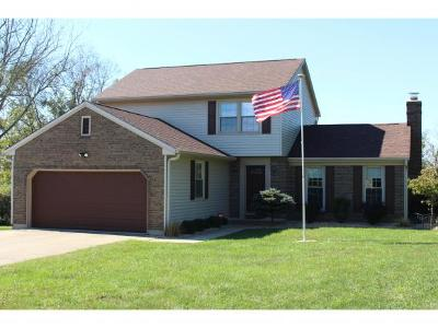 Lawrenceburg Single Family Home For Sale: 375 Hickory Rd