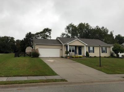 Lawrenceburg IN Single Family Home For Sale: $199,000