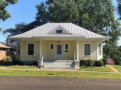 Ohio County Single Family Home For Sale: 319 S High St