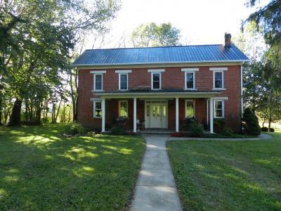 Dearborn County Farm & Ranch For Sale: 8704 Hueseman Rd