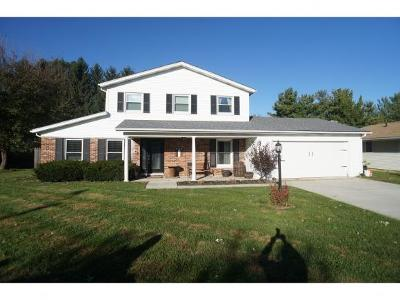 Batesville Single Family Home For Sale: 383 Pheasant Run Dr