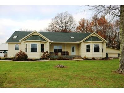 Switzerland County Single Family Home For Sale: 7219 Sr 250