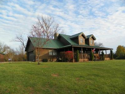 Dearborn County Single Family Home For Sale: 28656 Chappelow Hill Rd